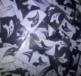 Label Merk Distro